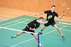 Badminton - Pavel Drancak Stock Photos