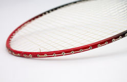Badminton racket Royalty Free Stock Photo