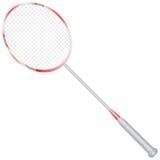 Badminton racket Royalty Free Stock Photography