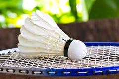 Badminton rackets Royalty Free Stock Photography