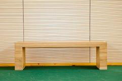 badminton sala stolec Obraz Stock