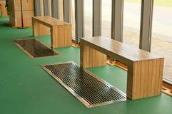 badminton sala stolec Obrazy Royalty Free