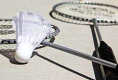 Free Badminton Set Stock Photo - 14715040