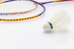 Badminton set Obraz Stock