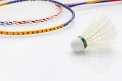Badminton set Stock Image