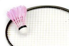 Badminton shutlecock Stock Photos