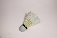 Badminton shutter chock Royalty Free Stock Photo