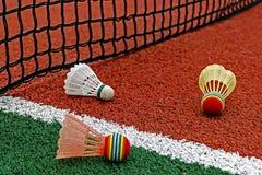 Badminton shuttle-5 Royalty-vrije Stock Fotografie