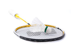 Badminton shuttlecock Royalty Free Stock Photos