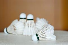 Badminton shuttlecock Stock Images