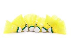 Badminton Shuttlecocks Стоковые Фото