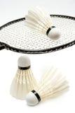 badminton stoppar Royaltyfria Bilder