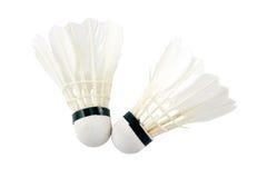 Badminton wahadłowiec Zdjęcie Royalty Free