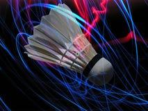 Badminton-Zusammenfassung Lizenzfreie Stockfotografie