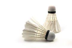 Badmintonanslutning Royaltyfria Foton