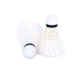 Badmintonfjäderboll Arkivfoton