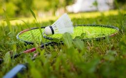 badmintongyckel Royaltyfria Foton