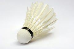 Badmintonkugel stockbild