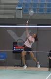badmintonmästerskap Royaltyfri Bild