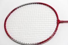 Badmintonrackets stock foto