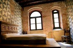 Badroom de Giuliet en Verona Imagen de archivo libre de regalías