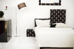 Badroom moderne Images libres de droits