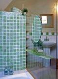 badrum Arkivbild