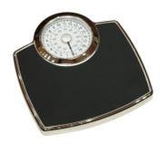 badrum isolerade scales Arkivfoton