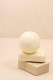 badrumhonung soaps brunnsorten Royaltyfri Foto