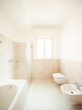 badrumhotell inom lyx Royaltyfri Fotografi