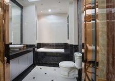 Badrummet Royaltyfri Bild