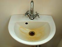 badrumvask Fotografering för Bildbyråer