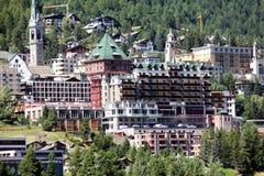 Badrutt hotel Royalty Free Stock Photography