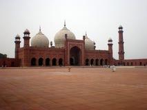 Badshahi masjid Lizenzfreie Stockfotos