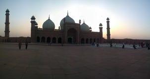 Badshahi Moschee lizenzfreie stockfotos
