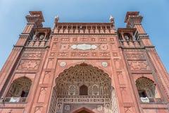 Badshahi Moschee Lizenzfreie Stockfotografie