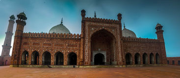 Badshahi Mosque Royalty Free Stock Photos