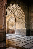 Badshahi Mosque Interior Royalty Free Stock Photo