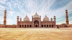 Badshahi Mosque Pakistan Royalty Free Stock Images