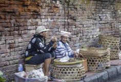 Badung traditional market, Bali - Indonesia. stock photo