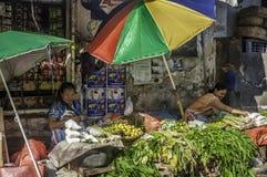 Badung traditional market, Bali - Indonesia. Stock Image