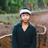 Baduy or Badui. Baduy Badui Dalam people resist foreign influences and vigorously preserve their ancient way of life Stock Photography