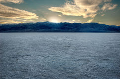 Badwater Royalty Free Stock Image