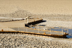 Badwater Basin Royalty Free Stock Photos