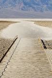 Badwater Basin Royalty Free Stock Images