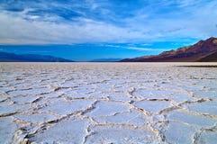 Badwater Basin Royalty Free Stock Photo