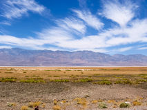 Badwater Basin California Royalty Free Stock Photography