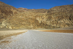 Badwater Basin, Death Valley National Park Stock Images