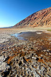 Badwater Basin Death Valley National Park Stock Photos