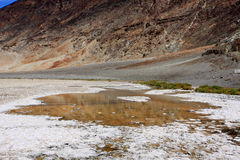 Badwater Basin, Death Valley, USA Stock Photo